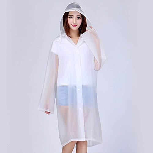 De Etanche Party Solide Pluie Veste Mode Femmes De Et En Avec Cordon Style Blanc Boutons 8IqAYq