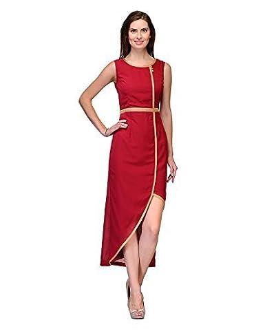 Raas Pr ecirc;t Women's High Low Dress Dresses