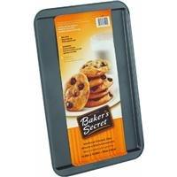 Secret Pan Square Bakers (Baker's Secret Basics Nonstick Medium Cookie Pan)