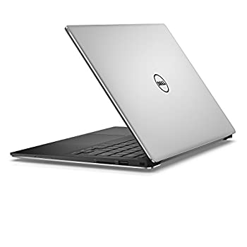 "Dell Xps9360-1718slv 13.3"" Laptop (7th Gen Intel Core I5, 8gb Ram, 128 Gb Ssd) Machined Aluminum Display Back & Base In Silver 5"