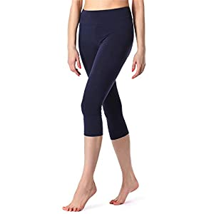 Merry Style Leggings 3/4 Pantaloni Capri Donna MS10-220