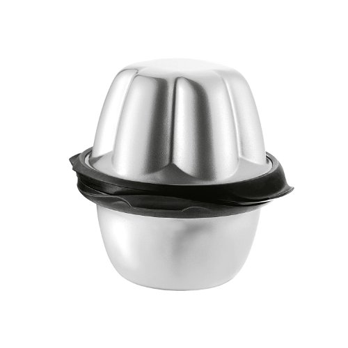 Kaiser Bakeware Shake and Bake Combined Mixing Bowl Can Be Used as 2 Cake Pans Make Your Baking Experience a Pleasurable Delight