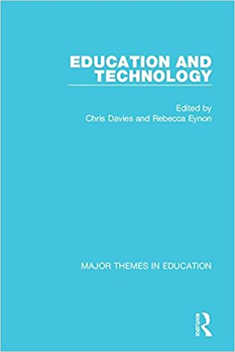 Kostenloser Online-E-Books-Download Education and Technology (Major Themes in Education) PDF