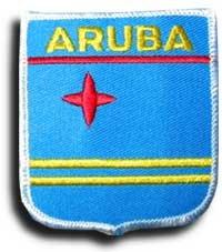 Aruba - Country Shield Patch