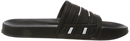 McWell Men Flip-Flops Black - black / white EIhQvkJ8D