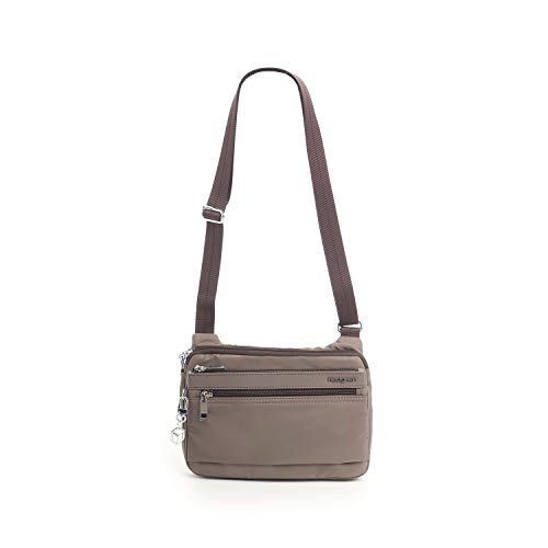 Hook Sepia Sally Crossbody Safety with Brown Womens Hedgren RFID UgYw00fq