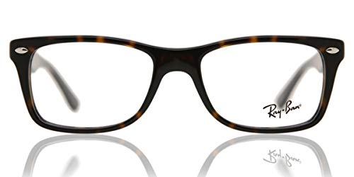 cd40c7148f Ray-Ban RX5228 RB5228 2012 50-17 Tortoise Small  Amazon.co.uk  Clothing