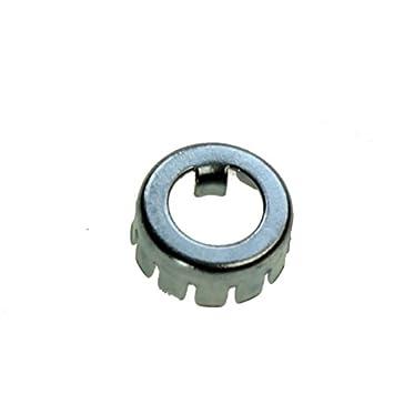 RMS de la pantalla sin tuerca para embrague vespa px-pxe arco Clutch ring nut medianas washer vespa px-pxe de arco iris: Amazon.es: Coche y moto