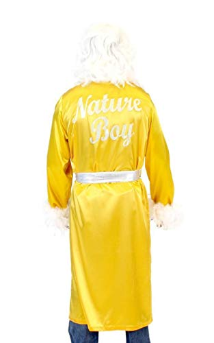 Nature Boy Costume Robe and Wig ()