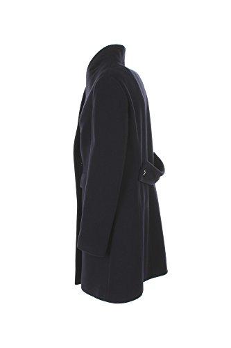 Cappotto Donna Paris 40 Blu Kim Marisa Autunno Inverno 2017/18