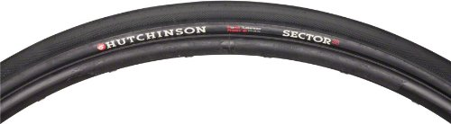 Hutchinson Sector Tubeless Road Tire 700C X 28 BLACK ()