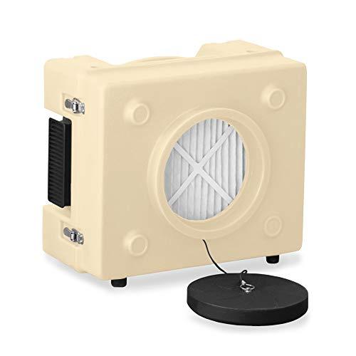 B-Air AP-450 Max Professional Grade Air Purifier for Household Use, 450 CADR, Eggshell White