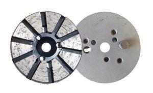 Toolocity MFP3030 3-Inch 30 Grit Multi-Mach Metal Bond Diamond Floor Grinding - Disc Floor Grinding