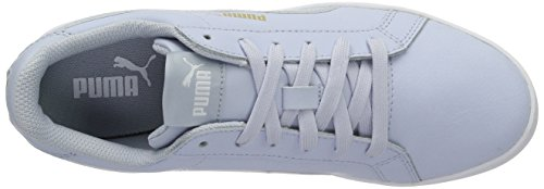 Puma Damen Smash L Sneakers Blau (halogen blue-halogen blue 12)