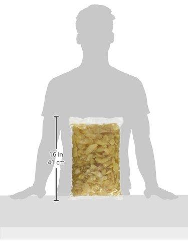 Crystallized Ginger by D'Allesandro, 5 LB Bag