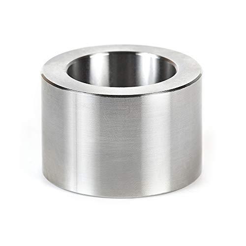 Amana Tool - 67235 High Precision Industrial Steel Spacer (Sleeve Bushings) 1-1/2 Dia x 1