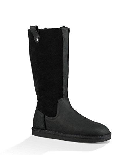 UGG Women's Sonoma Black Boot 11 B (M) by UGG