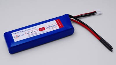 Hyperion G3 Vx 2950 Mah 6S 22.2V 35C/65C Lithium Polymer Battery