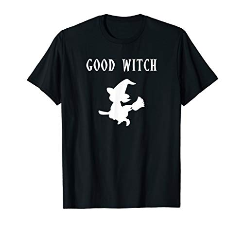 Good Witch T-Shirt Matching Group Trick Or Treating -