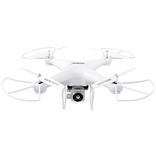 JJRC H68 RC Drone with Camera HD 720P WiFi FPV Altitude Hold Headless Mode RC Helicopter Outdoor Quadcopter 20 Mins Fly Time VS DJI Phantom 3 4