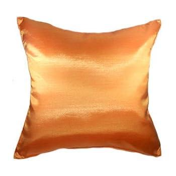 Amazon Com Artiwa 16 Quot X16 Quot Throw Couch Bed Decorative Silk