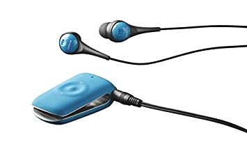 Jabra/GN Netcom Clipper - Auriculares in-ear Bluetooth, azul