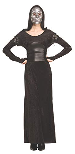 Rubies Costumes Womens Harry Potter Female Death Eater Adult Costume