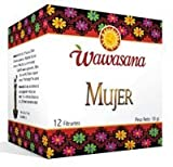 Wawasana woman - A natural way to relieve the discomfort caused by menstrual period, 12 tea bags per case