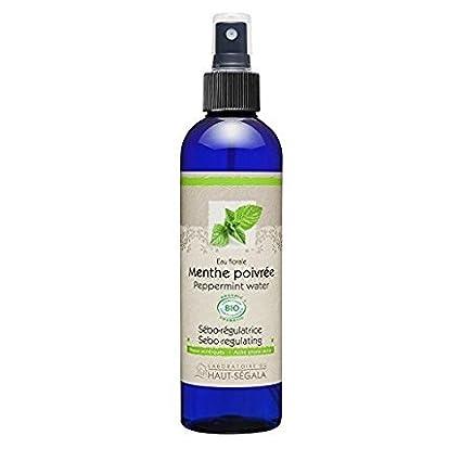 Laboratoire du haut-segala Organic Peppermint Flower Water spray, 250ml 3559480214966