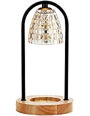 NC Aurora Candle Warmer Lamp for Top-Down Candle Melting Lamp, Jar Candles Warmer Lamp Bedroom Decorative Night Lighting for Good Sleeping