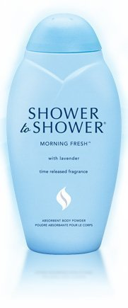 Shower to Shower Morning Fresh Body Powder, 8 Oz (3 Pack)