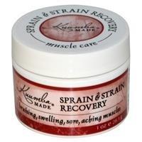 (KUUMBA MADE Sprain & Strain Recovery Salve, 1 OZ)