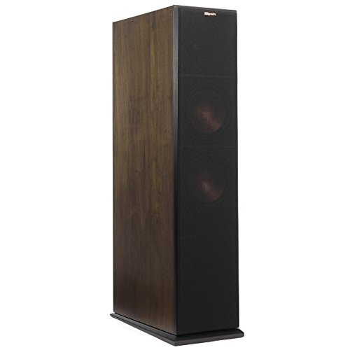 Klipsch RP-280FA Floorstanding Speaker - Walnut Veneer (Each) by Klipsch