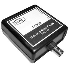 ETS Isolated Video To CAT5e Converter