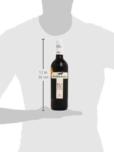 Berberana T&T Vtc. Vino Tinto Berberana - 750 ml: Amazon.es: Amazon Pantry