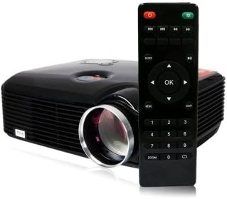 Xenia ProHome PH5 2500 Lumens 800 * 600 LED proyector Home ...