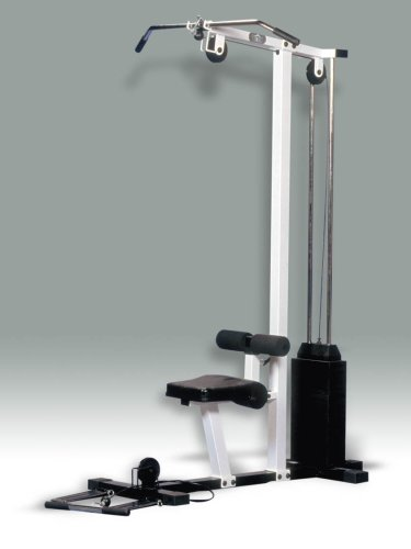 Competitor Lat Upper Body Gym with Stack Yukon Fitness