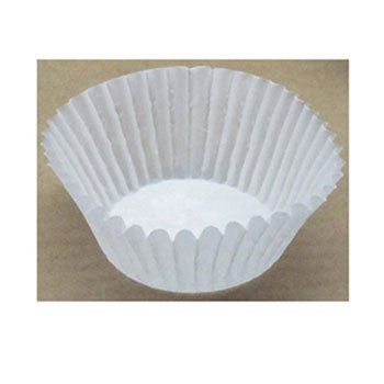 Reynolds Fluted Baking Cups, Dry-Waxed Paper, White - 1000 baking cups.