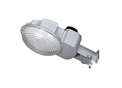 LED Yard Light - Silver Gray