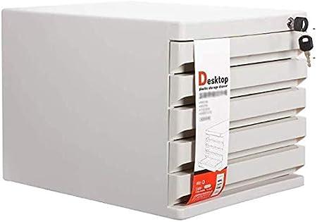 File Cabinet File Cabinets File Cabinet Adopts Large Storage Space Friendly Plastic Lock Door Design Durable Plastics Pull-Out Type Pp Plastic 26.5X36X25.5CM Color : B1
