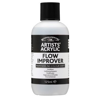 Artists' Acrylic Flow Improver Bottle [Set of 3]