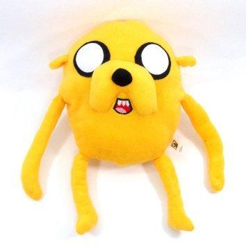 Adventure Time Jake 17 Plush