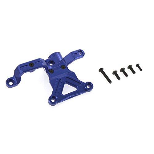 (Atomik RC Traxxas X-Maxx Alloy Steering Bellcrank Support, Blue TRX 7746 )