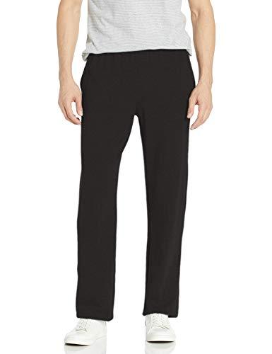 Hanes 男士100%纯棉长裤