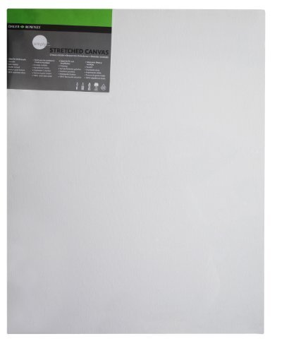 - Daler Rowney 18X24 inch/46X61 cm Simply Blank Art Stretched Box Canvas Large by Daler Rowney