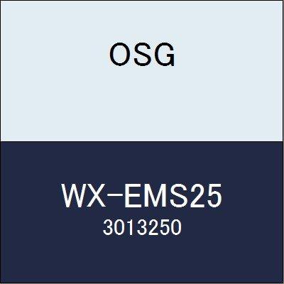 OSG エンドミル WX-EMS25 商品番号 3013250  B07BBFR5Q2