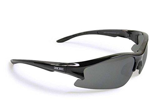 Epoch 1 Smoke Sunglasses - Sunglasses Lacrosse