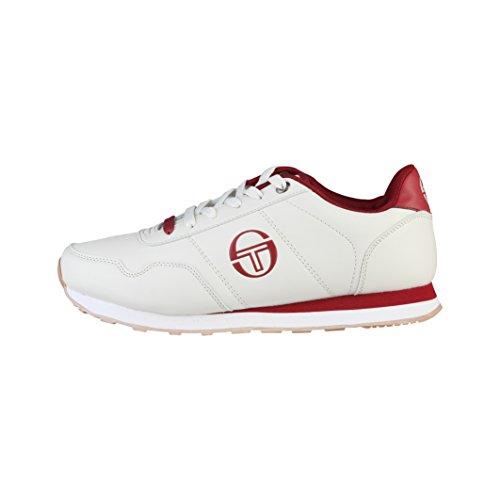 Sergio Tacchini TTG00910 - Zapatillas de sintético para hombre rojo - rojo