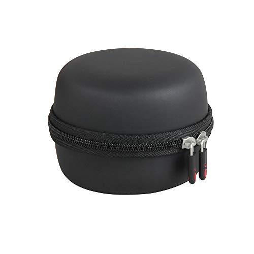 Hermitshell Hard Travel Case Fits Bluetooth Speaker XLeader/NUBWO Portable Speaker (Black)