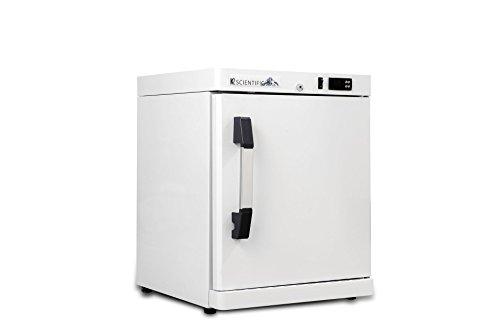 K2 Scientific 2 5 Cu  Ft  Pharmaceutical Vaccine Benchtop Solid Door Refrigerator